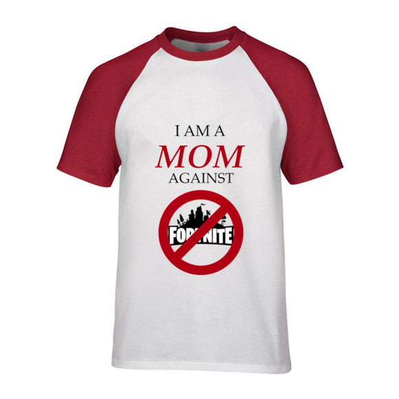 Mom Against Fortnite T-Shirt :) 7+ Styles To Choose From