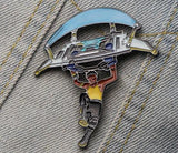 Fortnite Badge Pin