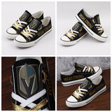 Vegas Golden Knights Fan Shoes (8 Styles To Choose From)