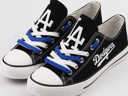 Los Angeles Dodgers Fan Shoes (2 Styles To Choose From)