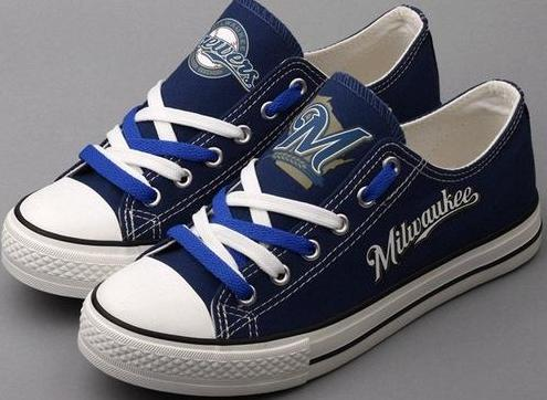 Milwaukee Brewers Fan Shoes
