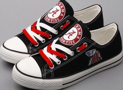 Alabama Crimson Tide Fan Shoes