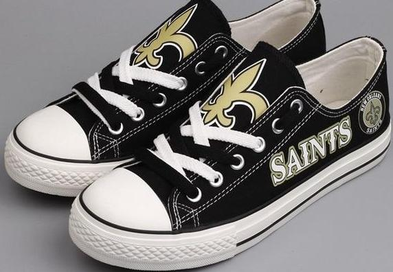New Orleans Saints Fan Shoes