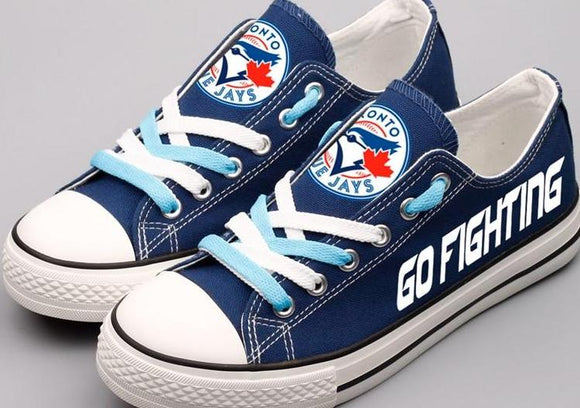 Toronto Blue Jays Fan Shoes