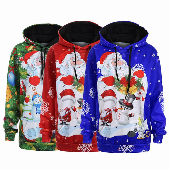 New Ugly Sweater Hoodies