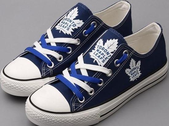Toronto Maple Leafs Fan Shoes