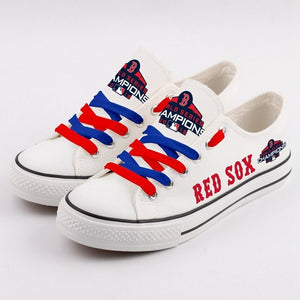Boston Red Sox Championship Edition Fan Shoes (3 Styles To Choose From)