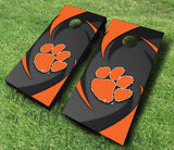 Clemson Bean Bag Toss Set