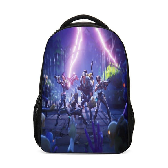 Battle Royale 3D Backpacks -2 (10 Styles To Choose From)