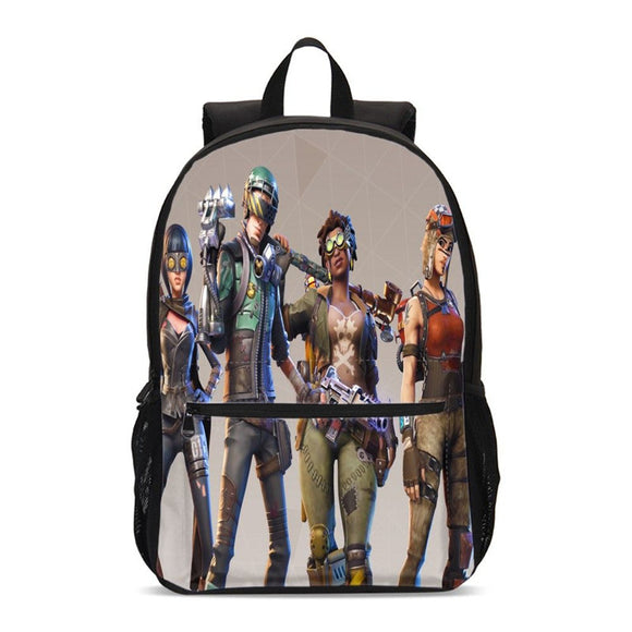 Fortnite Battle Royal 3D Backpacks -1 (10 Styles To Choose From)