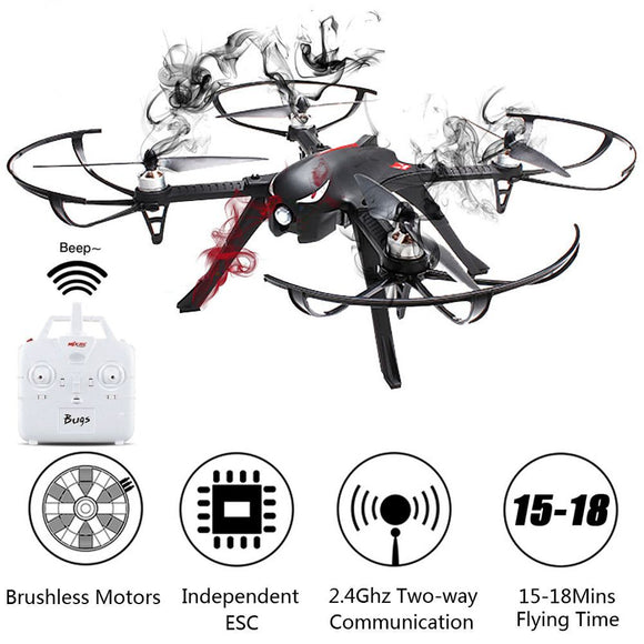 Professional Drone MJX With C4000/C5000/C6000 Camera or No Camera