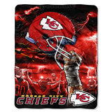 Kansas City Chiefs  Plush Blanket