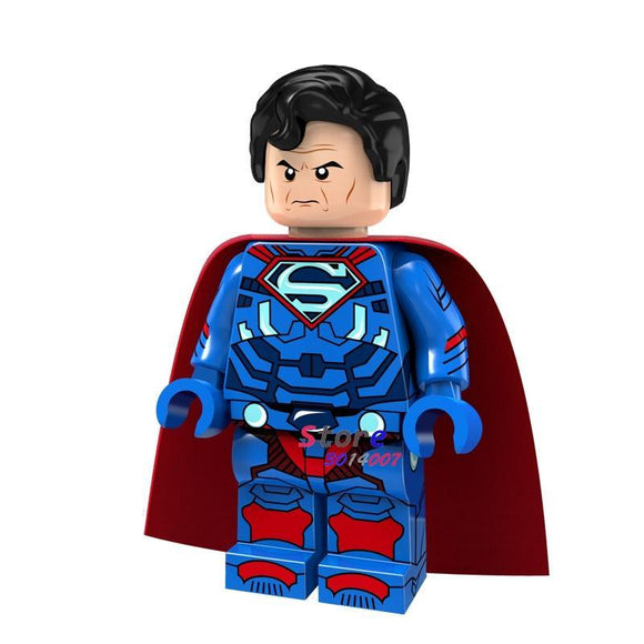 Super Heroes Action Figure Building Blocks (28 Styles To Choose From)