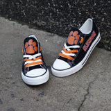 Clemson Tigers Fan Shoes (2 Styles To Choose From)
