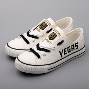 Vegas Golden Knights Fan Shoes II (8 Styles To Choose From)