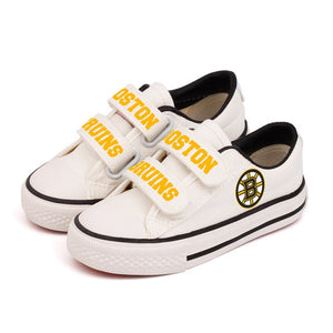 Boston Bruins Fan Shoes For Kids (2 Styles To Choose From)