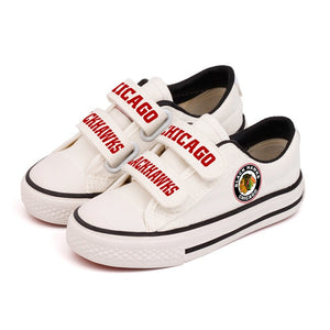 Chicago Blackhawks Fan Shoes For Kids (2 Styles To Choose From)