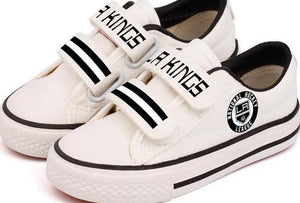 Las Angeles Kings Fan Shoes For Kids (2 Styles To Choose From)