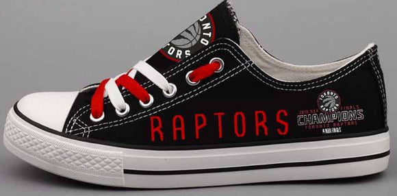 Toronto Raptors Championship Edition Fan Shoes