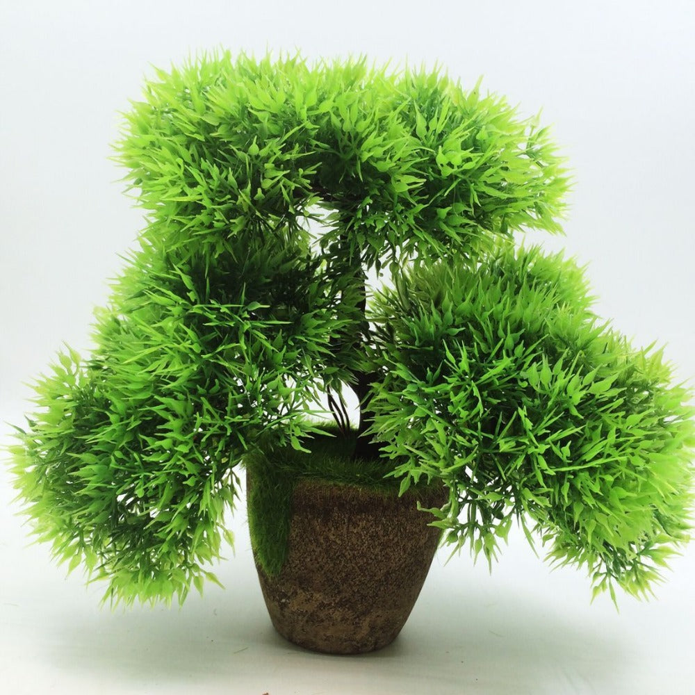 Western European Style Artificial Pine Tree