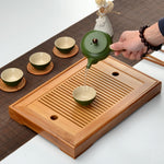 Bamboo Tea Set