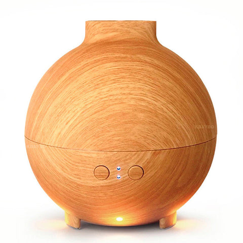 Ultrasonic Air Humidifier Mist Maker & Aroma Diffuser USB Powered - 625ml