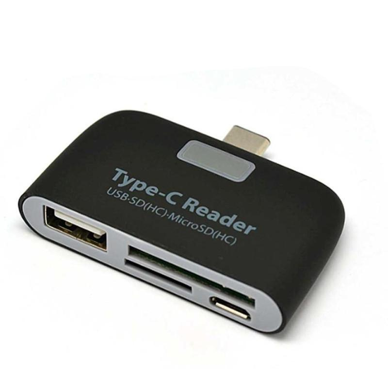 External HQ Card Reader for Type-C Phone