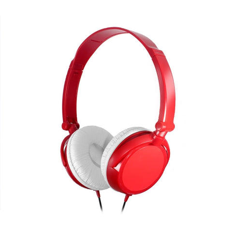 Headphones with Microphone Lightweight Foldable Headsets with Volume Control for iPhone iPad Smartphones PC Laptop Tablet