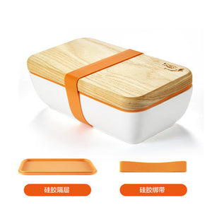 Ceramic Lunch Box 550ml