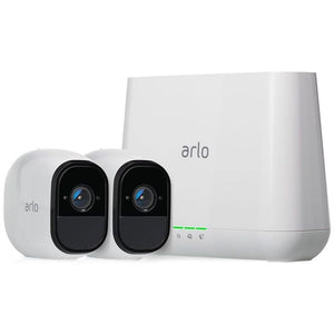 Arlo Pro 2 VMS4230P Smart Security System with 2 Cameras