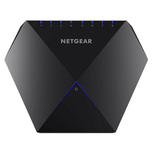 Netgear GS808E S8000 Advanced 8-Port Gigabit Nighthawk Gaming and Streaming Switch
