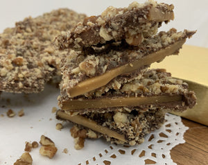 World Famous English Toffee
