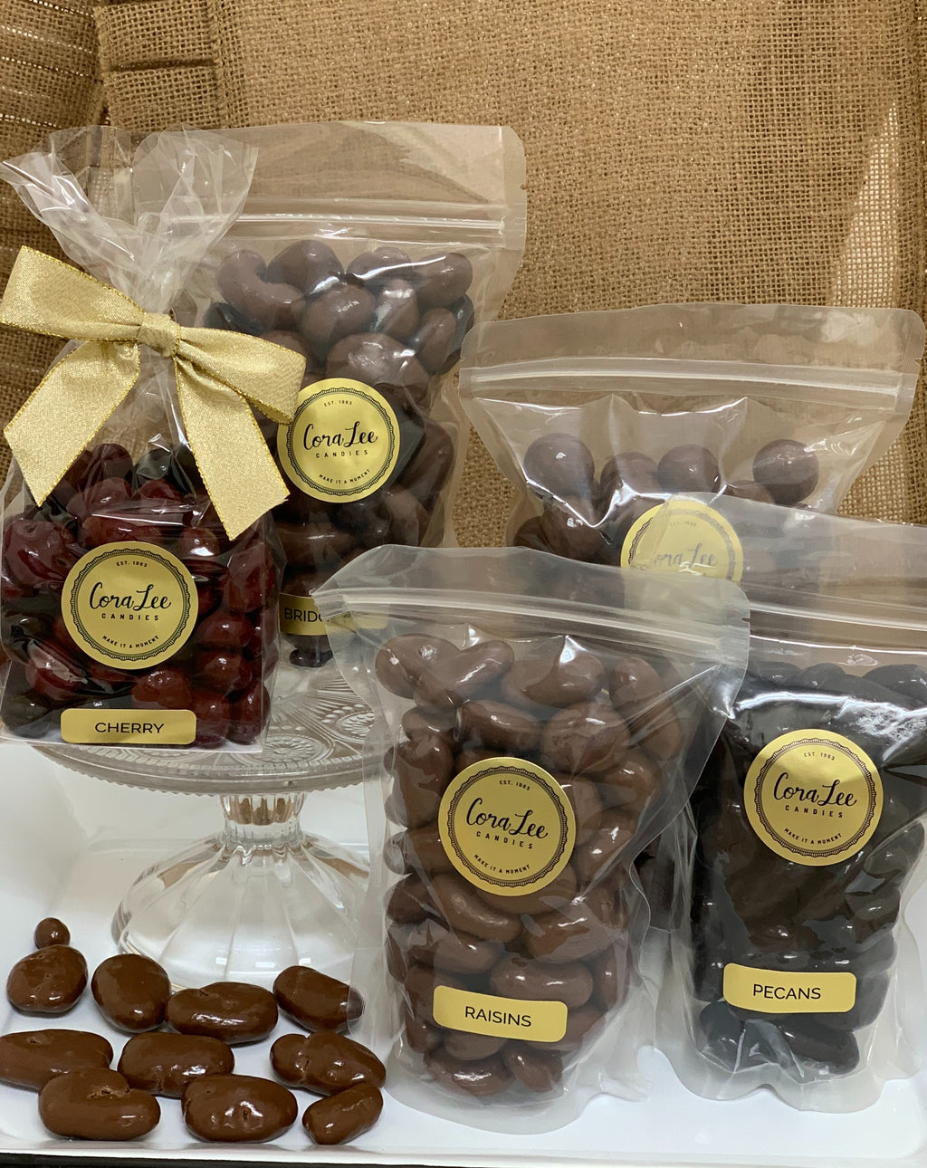 Premium Bagged Chocolates