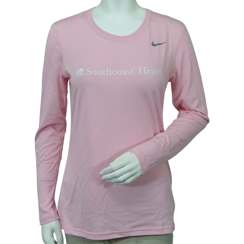 e20584fd856 Nike Dri-FIT Performance Long Sleeve - Women – Southcoast Health ...