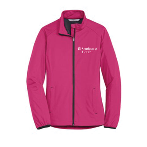 Port Authority Active Soft Shell Jacket-Women