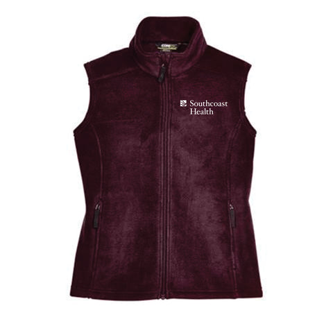 Core 365 Journey Fleece Vest-Women