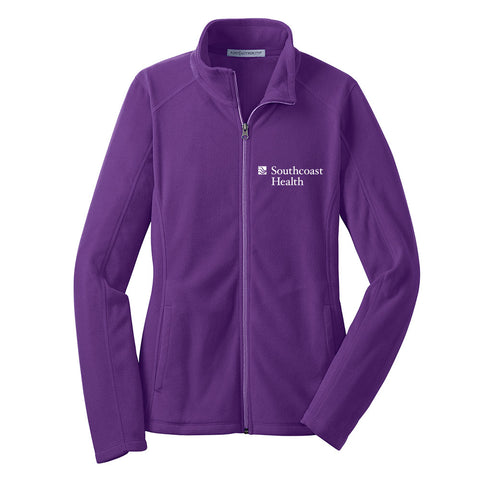 Port Authority Microfleece Jacket-Women