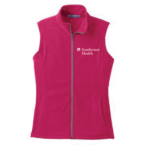 Port Authority Microfleece Vest-Women
