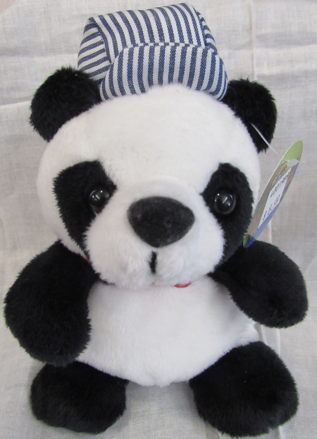 Panda Engineer Plush