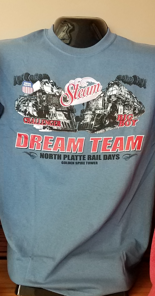 North Platte Rail Days 2019 T-shirt