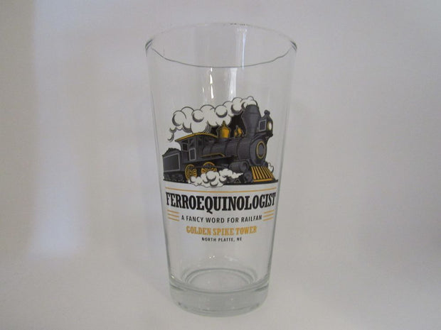 Ferro Pint Glass