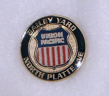 Lapel Pin Bailey Yard