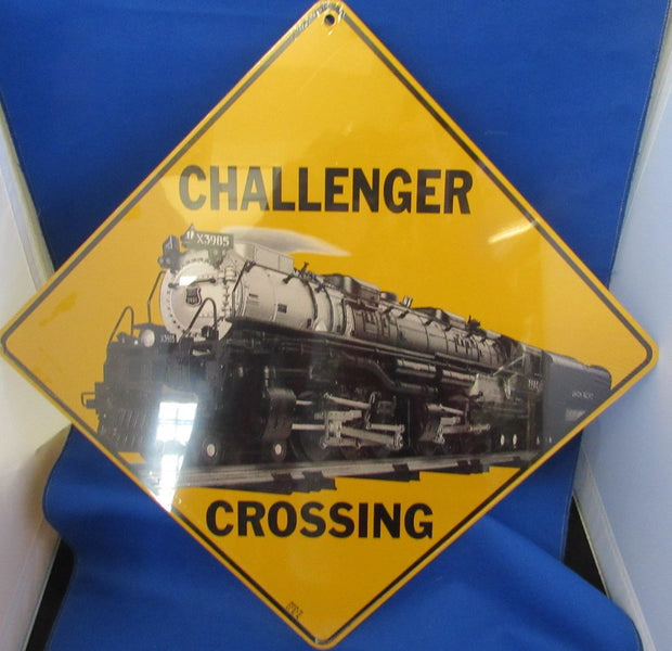 Challenger Crossing Sign