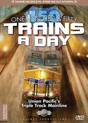 150 Trains a Day DVD
