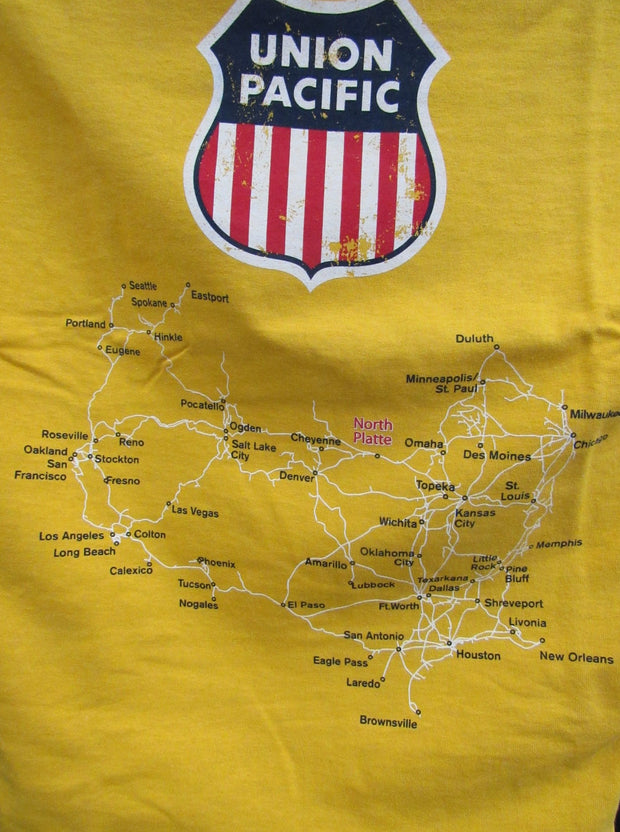 UP Map T-Shirt