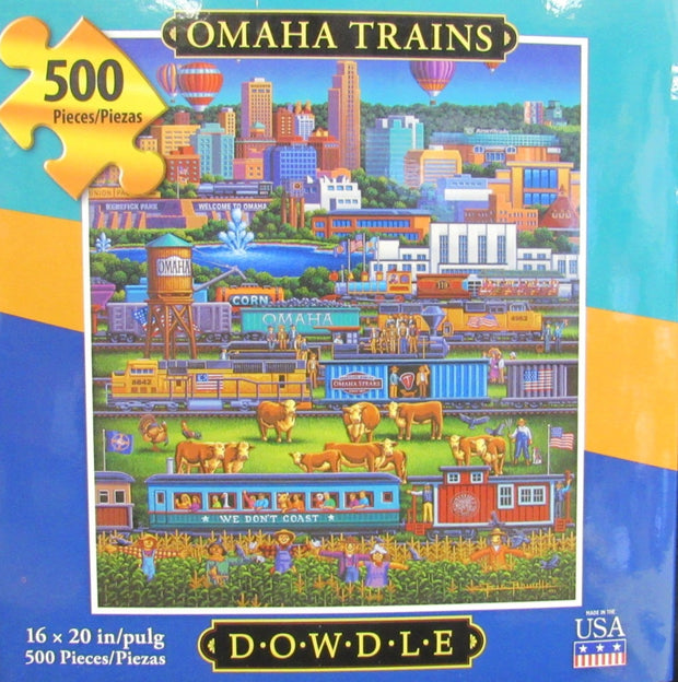 Omaha Puzzle