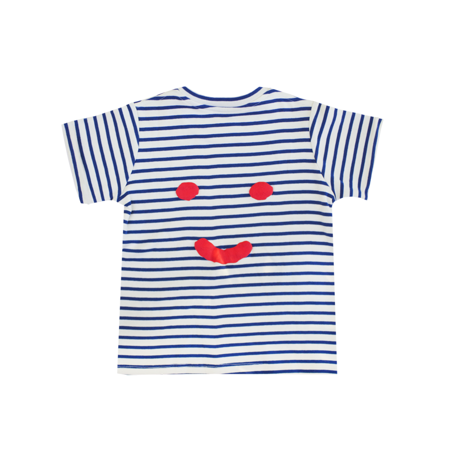 Kids: 'Parker' Tee in Stripes