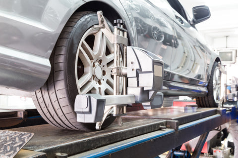STEERING, SUSPENSION & ALIGNMENT