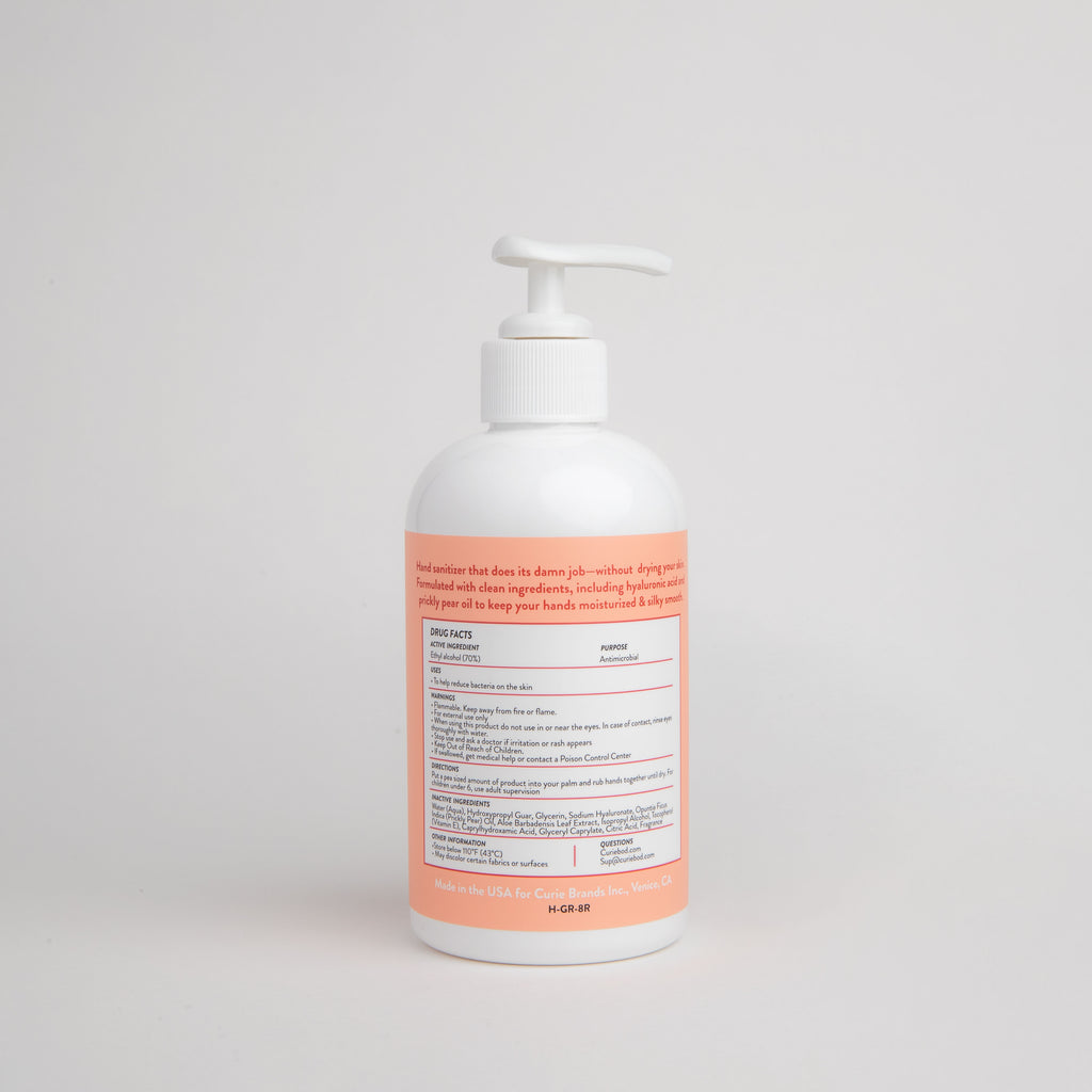 Hydrating Hand Sanitizer - 8oz