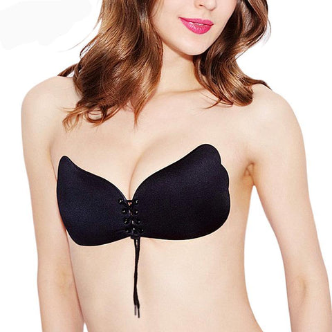 Push Up Women's Invisible Bra